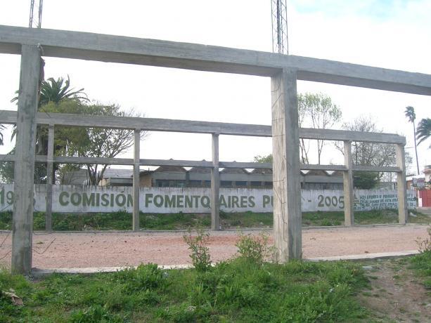 Gimnasio Aires Puros