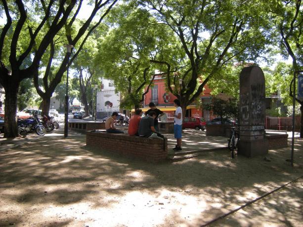 Plaza Azaña