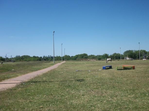 Circuito aeróbico Pajas Blancas