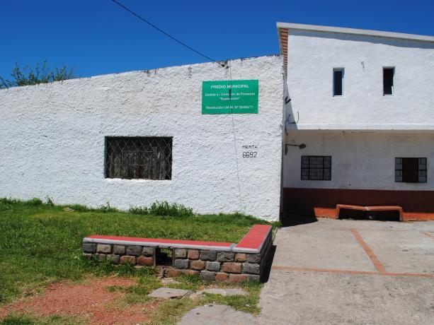 Centro Cultural y Deportivo Puntas de Manga
