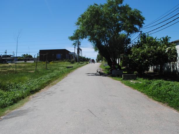 Pavimento de Santos Alfonso