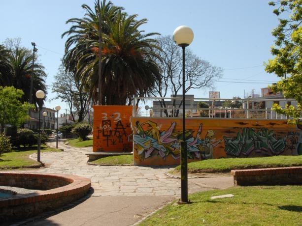 Proyecto Cultural Plaza de los Olímpicos