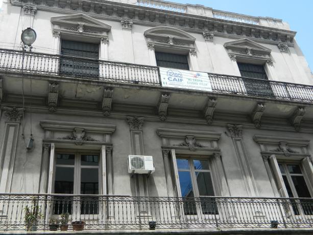"""Local Centro CAIF """"Mi Casita"""""""