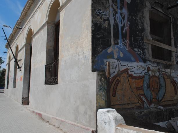 Centro Social Cultural en Casona Liceo Nº 11