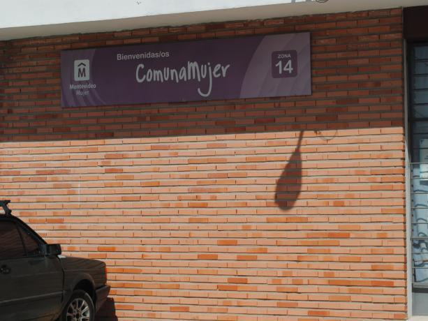 Salón de Usos Múltiples de Comuna Mujer
