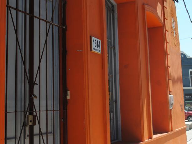 Casa del vecino de la Aguada