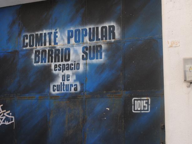 Casa del Vecino - Galpón Barrio Sur