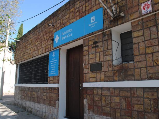 Ampliación de Policlínica Municipal Barrio Sur