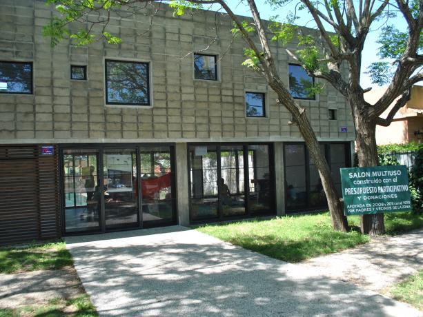 Salón de Usos Múltiples CAIF Nº 5 - Carrasco Norte