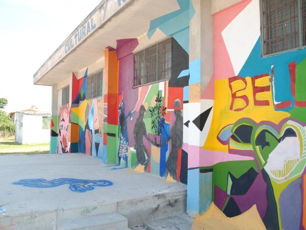 Centro Cultural El Mercadito