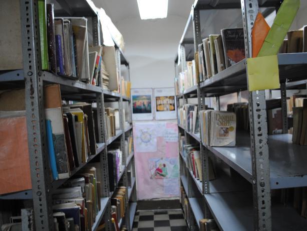 Biblioteca Monteverde