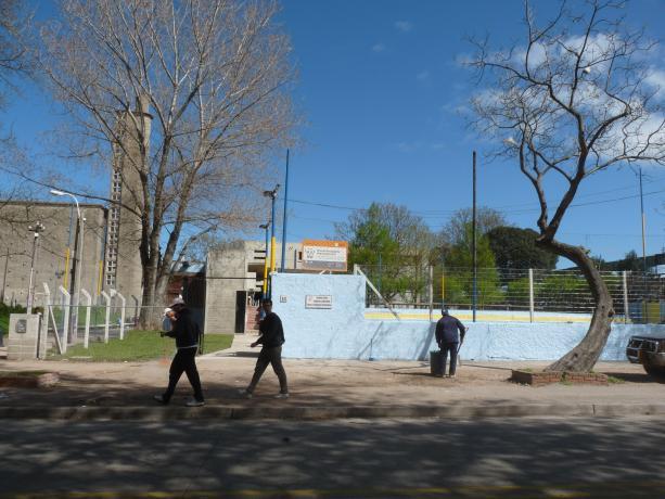 Complejo Deportivo y Social Faro de Ingeniería