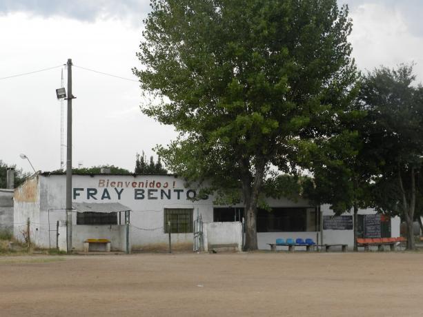 Mejorando el barrio - Club Fray Bentos