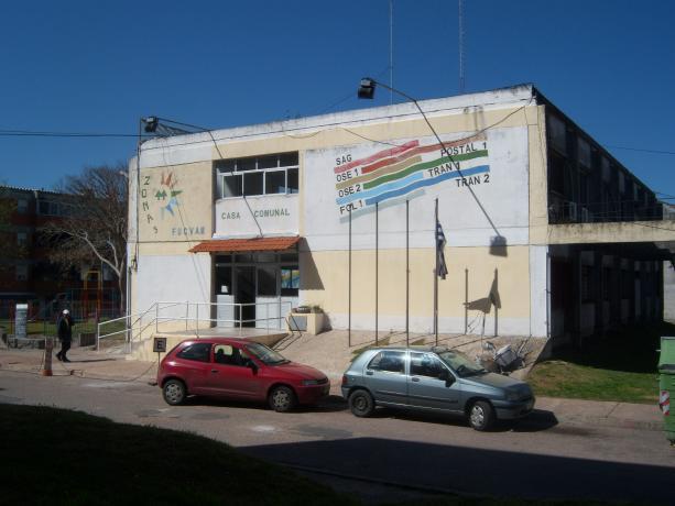 Gimnasio de Zona 3