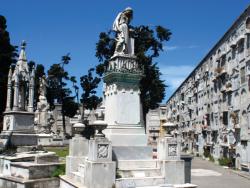 Cementerio Central - Foto: IM