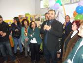 Inauguración local QUELAVI - Foto cortesía Municipio A