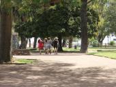Caminería  Parque Rodó