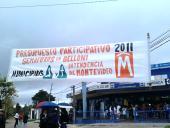 Inauguración de semáforos en Av. José Belloni