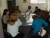 Firma de convenio entre el Instituto Mujer y Sociedad y la IM