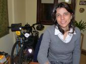 Eliana Melognio, proponente de la Ciclovía