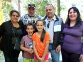 Alejandra García, Luis Guerrero, Daniel Suárez, Shirley Caravallo