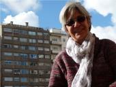 As. Soc. Cecile Regent, integrante de la Unidad de Participación de la Intendencia de Montevideo