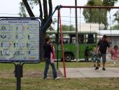 Recuperando plazas de Peñarol.