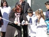 Inauguración de sala - Grupo Escolar María Noya
