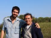Diego García y Jorge Rodríguez