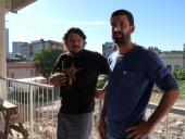 Diego Olivera y Marcos Beracco