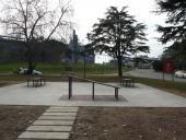 Obra Presupuesto Participativo Parque Batlle
