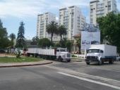 Señalización segura en Av. Agraciada y Av. Joaquín Suarez