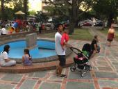 Obras Presupuesto Participativo Plaza de los Olimpicos