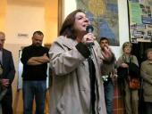 Palabras de la Intendenta Ana Olivera en la inauguración del Centro 11 Cultural Oeste