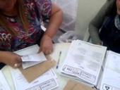 Escrutinio Elecciones PP y CV 2013