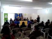 Inauguración de obras en el Centro Deportivo, Social y Cultural Faro de Ingeniería