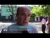 Jornada de elecciones 2016 Presupuesto Participativo y Concejos Vecinales