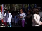 Inauguración Explanada Escuela Sanguinetti: Palabras de la proponente.