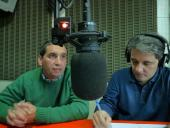 Juan Canessa y Lic. Eduardo Curuchet