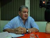 Responsable del Centro Coordinador de Emergencias Departamentales de Montevideo, Jorge Cuello