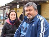 Ana Godoy y Flavio Pardo