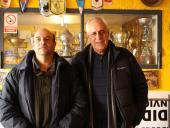 Héctor Assir y Fabrizio Rossiello