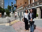 Patricia Fernández y María Elisa Fernández