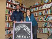 Sebastián Mas y Annie Milburn
