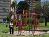 Rincón infantil en Villa Biarritz