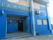 Acondicionamiento del techo de Club Marne