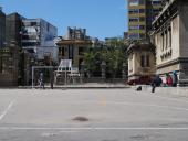 Mejora espacio deportivo Liceo IAVA