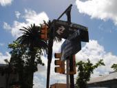 Semáforos en Millán y Vespucio