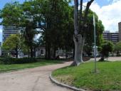 Plaza Joaquín Suárez