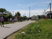 Pavimento en Gruta de Lourdes